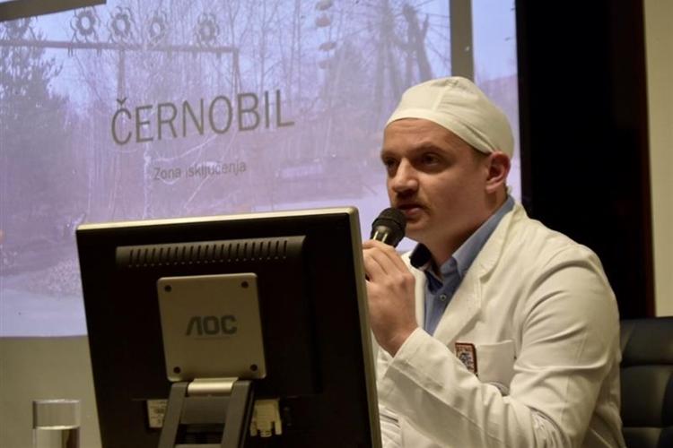 Putopisno predavanje Černobil – zona isključenja