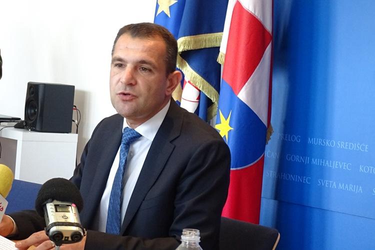 Posavec: Mandat župana odradit ću do kraja, a potom aktivirati saborski mandat