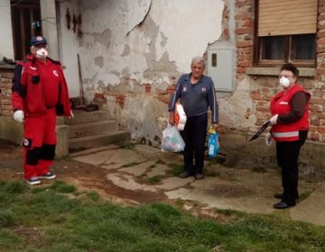 """KOPRIVNICA: """"Paketić spasa"""" za 400 obitelji u 11 općina"""