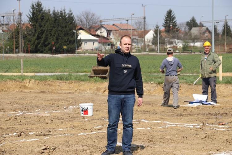 """APOS započeo izgradnju stambenih kuća na lokaciji """"Cvjetna"""""""