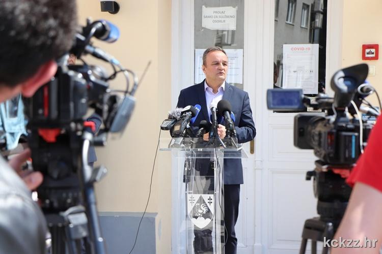 Na području Koprivničko-križevačke županije u posljednja 24 sata nije bilo testiranja na COVID-19 infekciju ni novooboljelih osoba