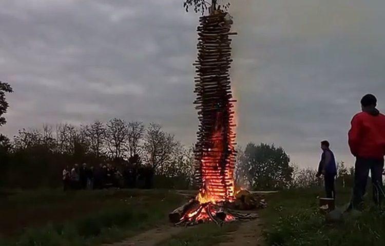 """Upute međimurske policije povodom paljenja  tradicionalnih """"vuzmenki"""""""