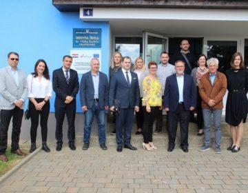 Završen još jedan kapitalni projekt u obrazovanju – obnovljena Osnovna škola dr. Vinka Žganca u Vratišincu