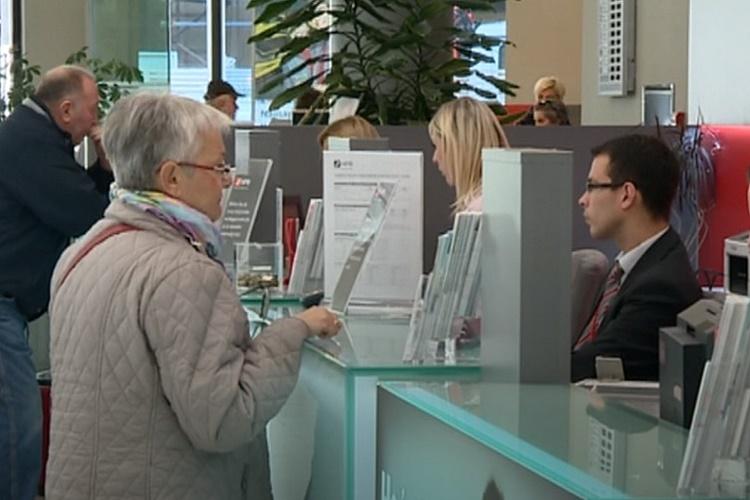 BANKE PONOVO UVODE CRNE LISTE Podizanje kredita više neće proći bez provjere