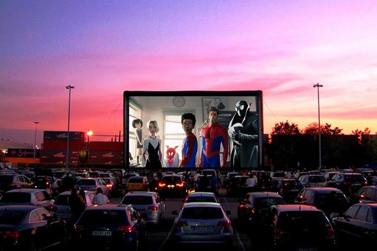 Od četvrtka i Zagreb ima Drive-In Kino!!!!