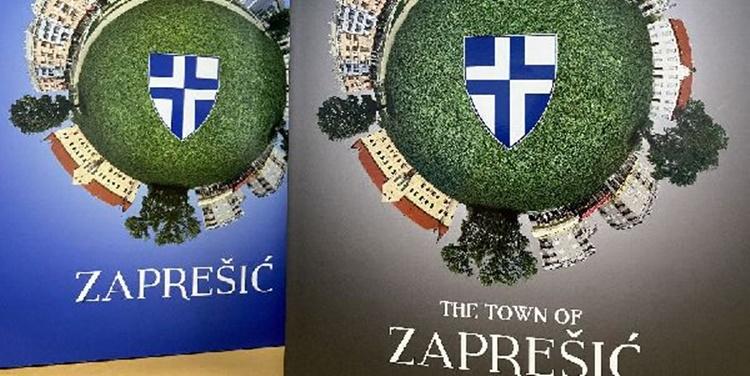 Predstavljena Monografija grada Zaprešića na engleskom jeziku