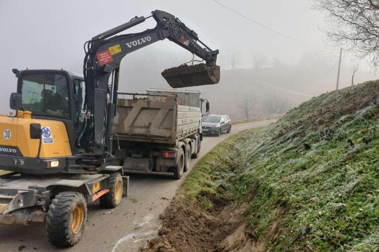 Uskoro privremena regulacija prometa u Krapini koja će trajati sve do travnja iduće godine – uređuje se Spomen obilježje stradalim braniteljima