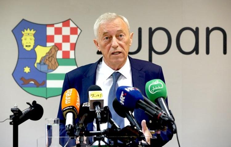 Župan Kožić uputio čestitku povodom Dana državnosti
