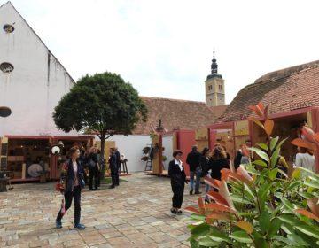 U NOVOM RUHU Svečano otvoren obnovljeni varaždinski Trg tradicijskih obrta