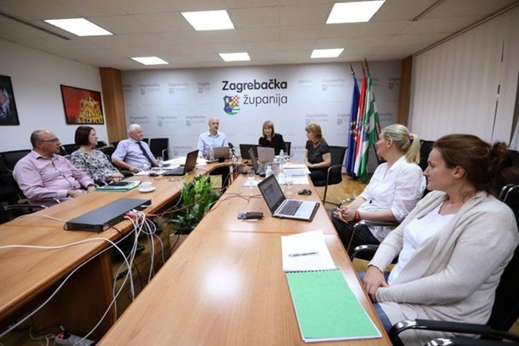 Livestream javna izlaganja prostornih planova Zagrebačke županije