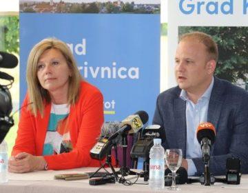 """Tri godine mandata gradonačelnika Mišela Jakšića: """"Lijepo je znati da imaš povjerenje u gradu veličine i značaja Koprivnice"""""""