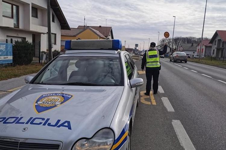 VARAŽDINSKI I MEĐIMURSKI POLICAJCI U PUNOM POGONU Vozači, pazite što radite!