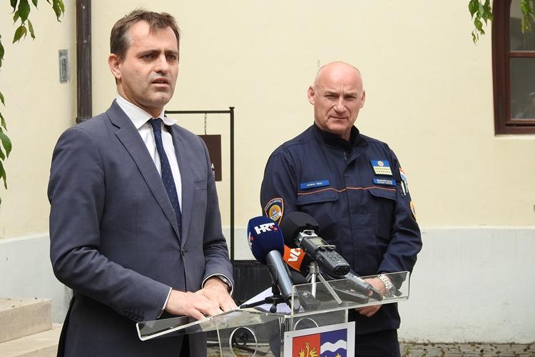 Pomoćnik ministra Trut: U Varaždinskoj županiji sve je odrađeno na zahtijevanoj razini