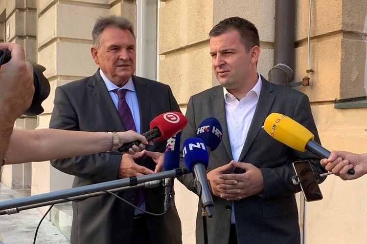 HSLS i Reformisti najavili osnivanje Kluba zastupnika u Hrvatskom saboru