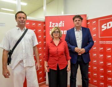 Varaždinska županija: SDP kao stranka s najvećom potporom birača na lokalne izbore izlazi sa svojim kandidatima i stranačkim listama