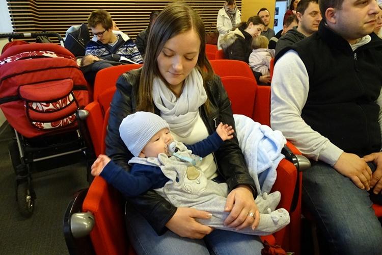 GRAD NOVI MAROF U posljednja četiri mjeseca 70.000 kuna za novorođene, ove godine dosad 125.000 kuna