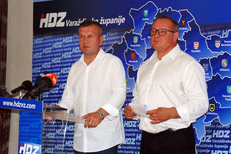Povijesni rezultat HDZ-a u 3. izbornoj jedinici – Stričak: Cilj su nam nove dvije milijarde kuna investicija na području Varaždinske županije