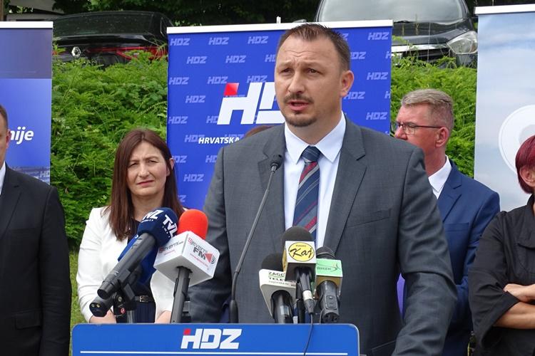 Jenkač sa 14. mjesta preferencijalnim glasom ulazi u Hrvatski sabor. HDZ samostalno u Novom Marofu jači od svih ostalih stranka zajedno