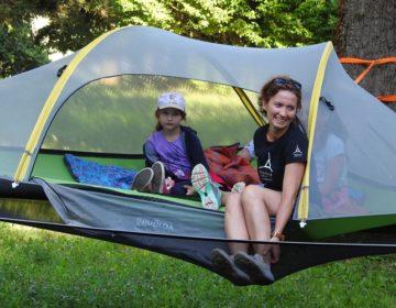 Lebdeći šatori u Varaždinskim Toplicama – uskoro kamp?