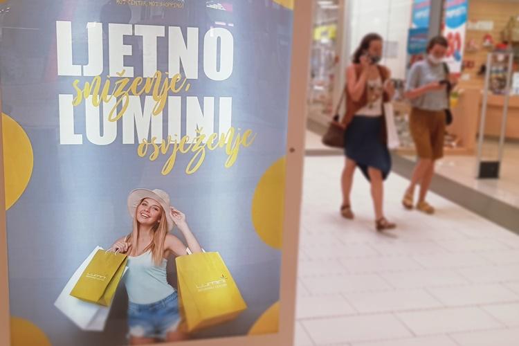 JOŠ VEĆA SNIŽENJA Nemojte propustiti super ponude u centru Lumini
