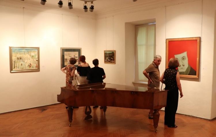 Križevačkoj publici predstavljena djela velikana naivne umjetnosti
