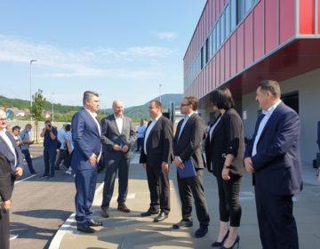 """Predsjednik Milanović otvorio Poslovno-tehnološki inkubator u Krapini: """"Ovdje se uvijek puno radilo, ali se nije kukalo!"""""""