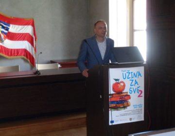 """Tisuću učenika u projektu """"Užina za sve"""", a Varaždinska županija dodala novac za još dvije i pol tisuće"""