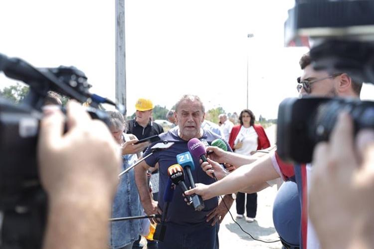 Bandić obišao GČ Peščenica Žitnjak