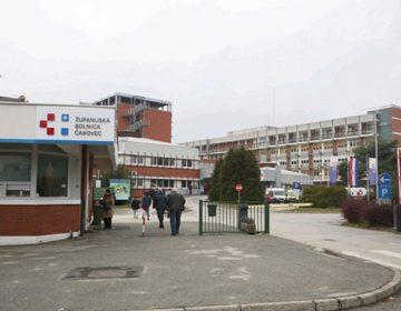 Nakon tragedije u čakovečkoj bolnici – medicinske sestre ne rade, policija i državno odvjetništvo u bolnici