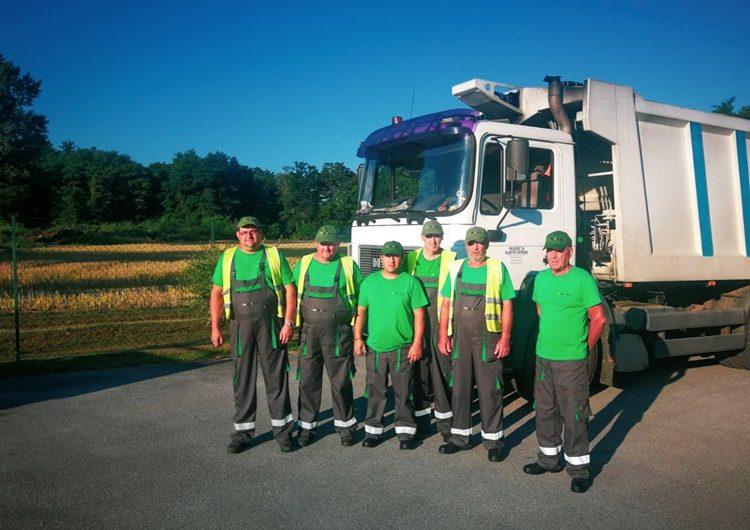 MURSKO SREDIŠĆE: Odlični rezultati u prvom mjesecu prikupljanja biorazgradivog komunalnog otpada