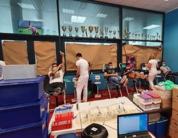 Nova gradska akcija dobrovoljnog darivanja krvi