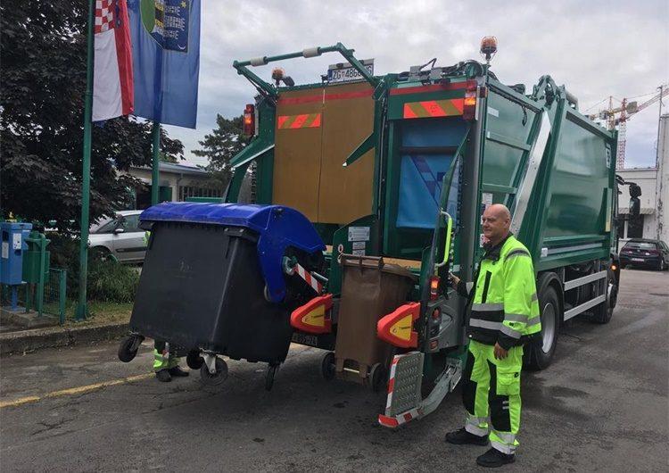ZELINA: Osigurano 1,5 milijuna kuna za nabavku dva komunalna vozila za odvojeno prikupljanje otpada