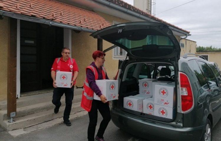GDCK Ivanec: Paketi za 350 obitelji