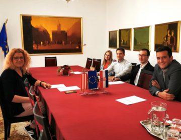 SASTANAK U VIJEĆNICI Mladi Varaždinci predložili mjere pomoći mladima u vrijeme koronakrize