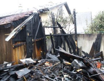 Zapalio se gospodarski objekt u Gusakovcu