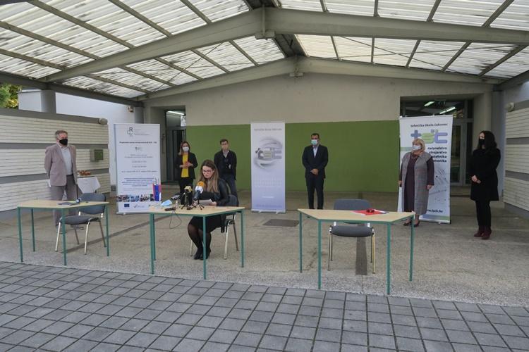 Tehnička škola Čakovec kreće u projekt vrijedan 13 milijuna kuna – cilj je uspostava Regionalnog centra kompetentnosti u strojarstvu