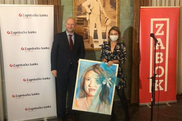 """Ena Katarina Haler, najmlađa dobitnica nagrade Gjalski. Kolar: """"Ovo je apsolutan podvig"""""""