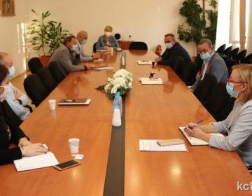 Župan Koren održao Kolegij pročelnika – u fokusu epidemiološka situacija