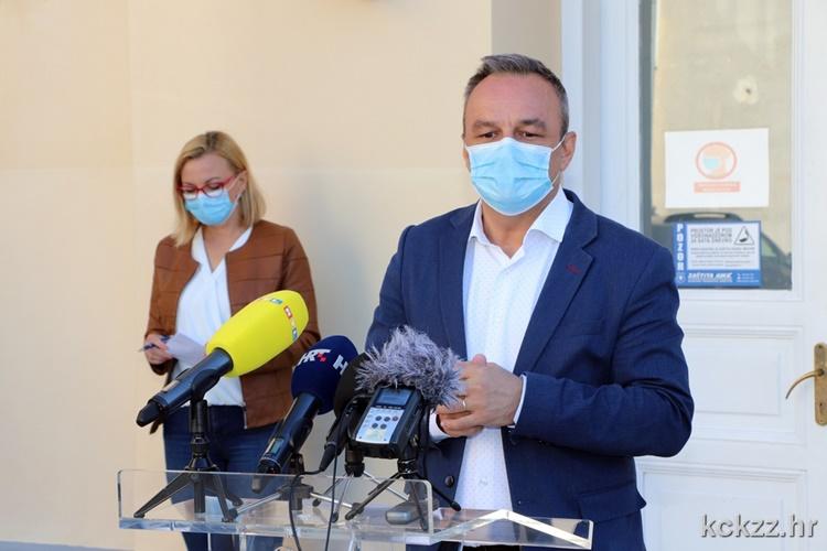 I na području Koprivničko-križevačke županije problemi s obradom uzoraka – evo što poručuje Stožer