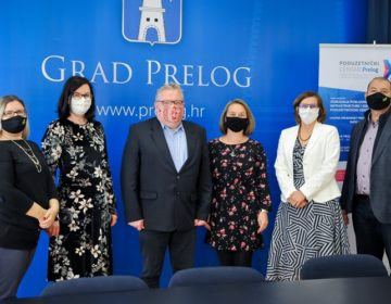 Gradonačelnik Kolarek ugostio najbolje preloške odgojno-obrazovne djelatnike