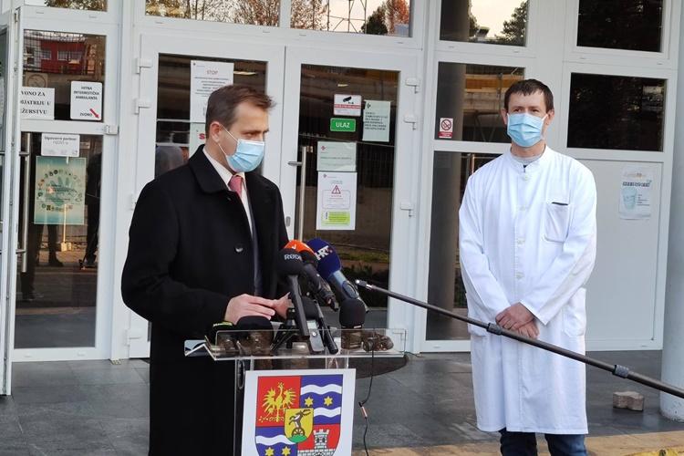 Opet više od 300 novozaraženih u Varaždinskoj županiji, umrle tri osobe, 20 ih je na respiratoru