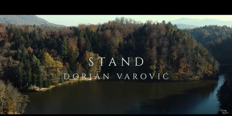 """VIDEO: Mladi Lepoglavčanin Dorian Varović objavio prvi autorski sing """"Stand"""""""