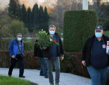 Dan sjećanja obilježen komemoracijama na grobovima heroja i misom za Domovinu
