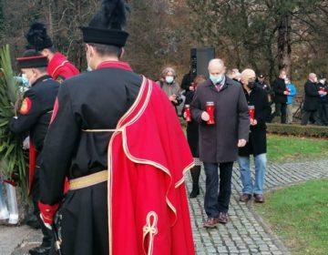 """Župan Kolar u Zelenjaku: """"Možda neće biti stotinu tisuća ljudi sutra u Vukovaru, ali  će milijuni srca kucati za Vukovar"""""""