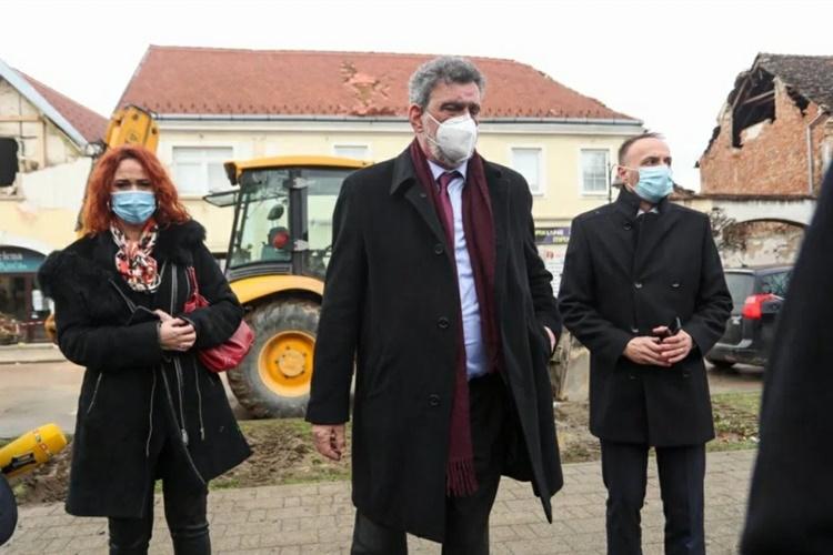 Državni tajnik Paljak i ministar Fuchs u Sisačko-moslavačkoj županiji