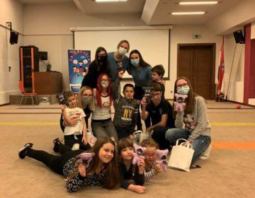 DND Zabok organizirao zabavne igre za djecu u Mariji Bistrici