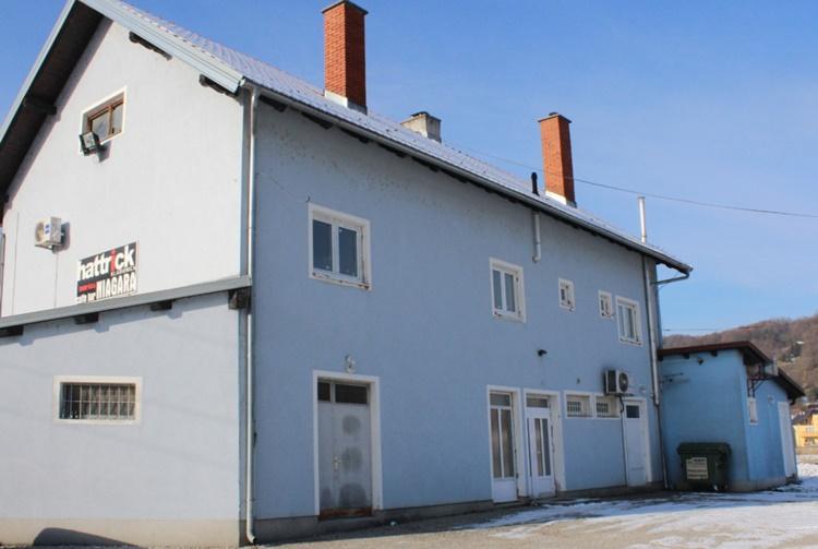"""U društvenom domu u MO Očuri u rad pušten novi sustav grijanja, Škvarić: """"Ti su domovi žarišta društvenog života"""""""