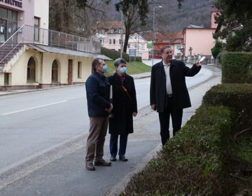 Grad Lepoglava nastavlja s ulaganjima u komunalnu infrastrukturu – uređuje se centar grada