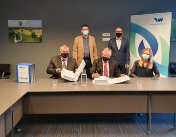 Ugovorena izgradnja uređaja za pročišćavanje otpadnih voda aglomeracije Donja Dubrava