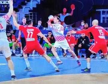KRAJ NATJECANJA Hrvatski rukometaši izgubili od Danske